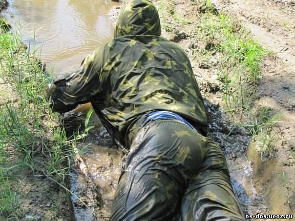 Кровавый след смерти чеченская война